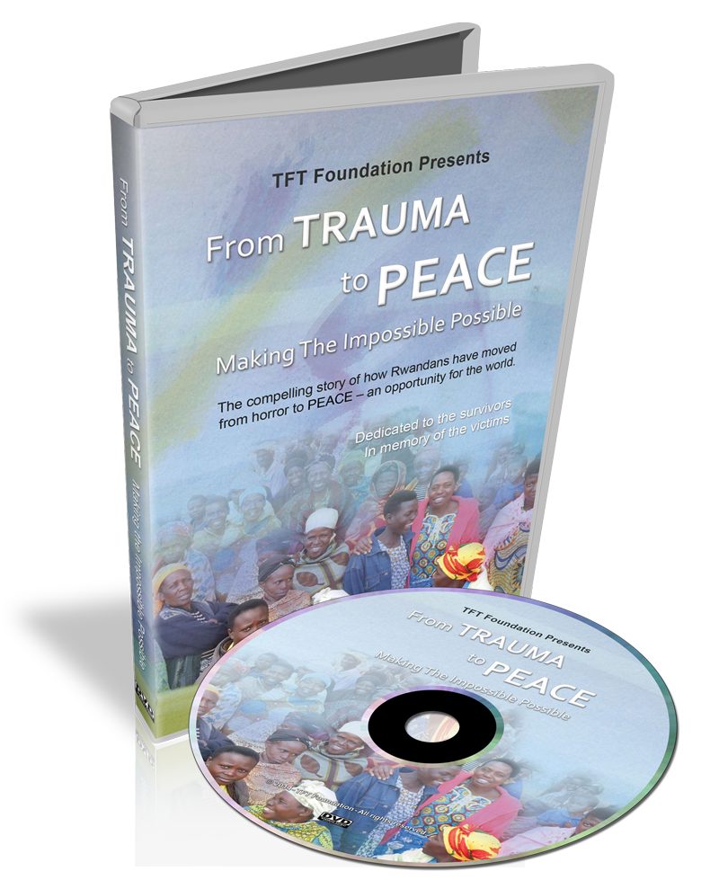 Trrauma to Peace - How Tapping Helped